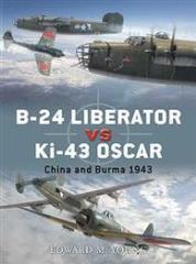 B-24 Liberator vs. Ki-43 Oscar