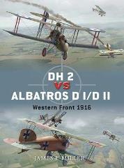 DH 2 vs. Albatros D I/D II - Western Front 1916