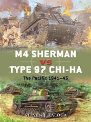 M4 Sherman vs. Type 97 Chi-Ha - The Pacific 1941-45