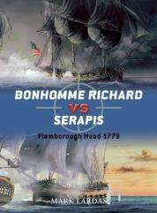 Bonhomme Richard vs. Serapis - Flamborough Head 1779