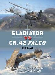 Gladiator vs. CR.42 Falco 1940-41