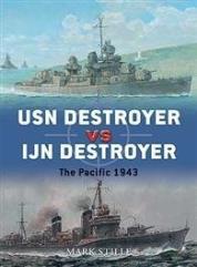 USN Destroyer vs. IJN Destroyer - The Pacific 1943