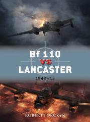 Bf 110 vs. Lancaster