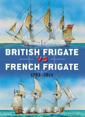 British Frigate vs. French Frigate 1793-1814
