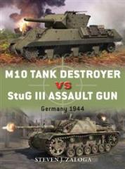 M10 Tank Destroyer vs. StuG III Assault Gun