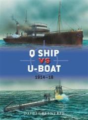 Q Ship vs. U-Boat