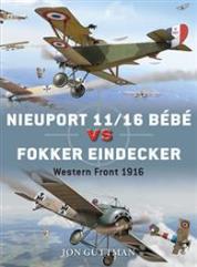 Nieuport 11/16 Bebe vs. Fokker Eindecker - Western Front 1916