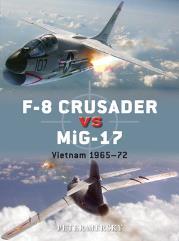 F-8 Crusader vs. MiG-17