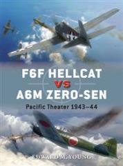 F6F hellcat vs. A6M Zero-Sen