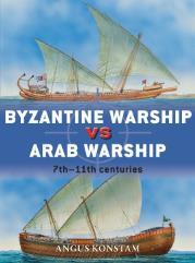 Byzantine Warship vs. Arab Warship