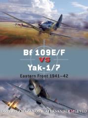 Bf 109E/F vs. YAK-1/7
