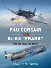 "F4U Corsair vs. Ki-84 ""Frank"""
