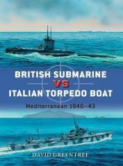 British Submarine vs. Italian Torpedo Boat - Mediterranean 1940-43