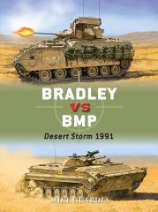 Bradley vs. BMP - Desert Storm 1991