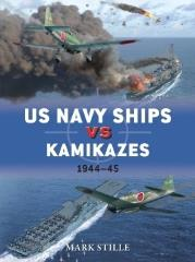 US Navy Ships vs. Kamikazes 1944-45
