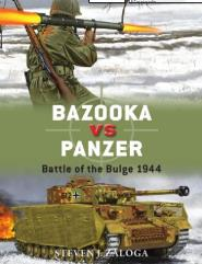 Bazooka Vs. Panzer - Battle of the Bulge 1944