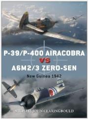 P-39/P-400 Airacobra vs A6M2/3 Zero-Sen New Guinea 1942