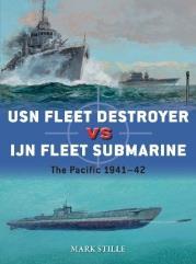 USN Fleet Destroyer vs. IJN Fleet Submarine