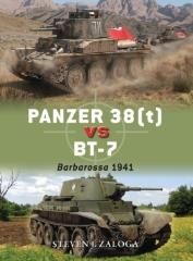 Panzer 38(t) vs. BT-7 Barbarossa 1941