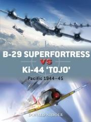 "B-29 Superfortress Vs. Ki-44 ""Tojo"""