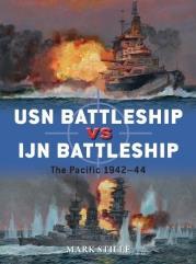 USN Battleship vs. IJN Battleship