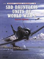 SBD Dauntless Units of World War 2
