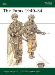 Paras, The - British Airborne Forces, 1940-1984