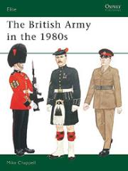 British Army in the 1980's, The