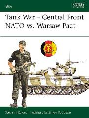 Tank War - Central Front, NATO vs. Warsaw Pact