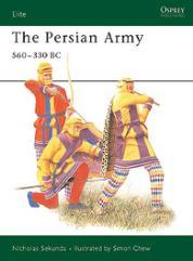 Persian Army 560-330 BC, The