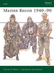Marine Recon 1940-90