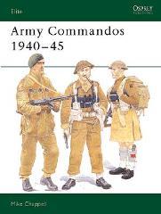 Army Commandos 1940-45