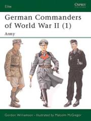 German Commanders of World War II (1) - Army