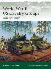 World War II US Cavalry Groups - European Theater