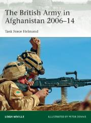 British Army in Afghanistan 2006-14, The