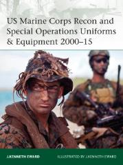 US Marine Corps Recon and Special Operations Uniforms & Equipment 2000-15