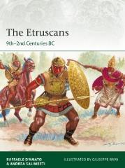 Etruscans, The 9th - 2nd Centuries BC
