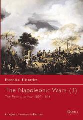 Napoleonic Wars, The (3) - The Peninsular War 1807-1814