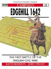 Edgehill 1642 - First Battle of the English Civil War