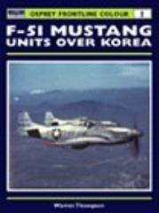 F-51 Mustang Units Over Korea