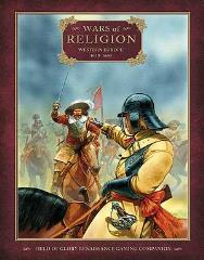 Renaissance Companion #1 - Wars of Religion, Western Europe 1610-1660