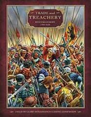 Renaissance Companion #2 - Trade and Treachery, Western Europe 1494-1610