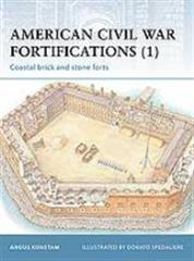 American Civil War Fortifications - Coastal Brick and Stone Forts