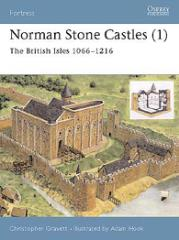 Norman Stone Castles (1) - The British Isles 1066-1216