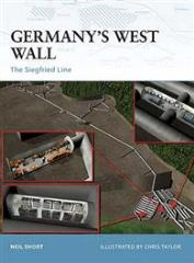 Germany's West Wall - The Siegfried Line