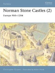 Norman Stone Castles (2) - Europe 950-1204