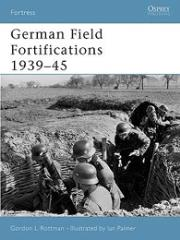 German Field Fortifications 1939-45
