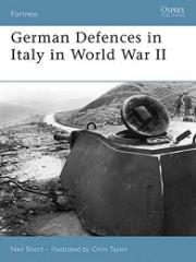 German Defenses in Italy in World War II