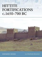 Hittite Forifications c. 1650-700 BC