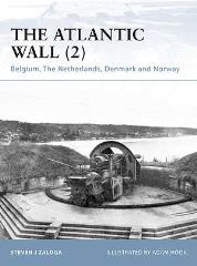 Atlantic Wall, The (2) - Belgium, The Netherlands, Denmark and Norway